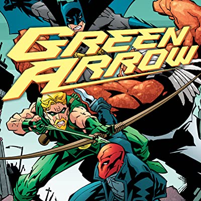 Green Arrow: Seeing Red