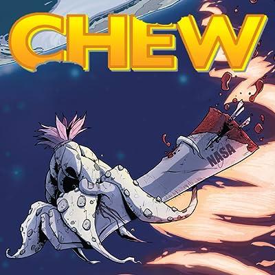Chew: Flambe