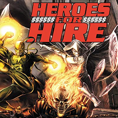 Heroes For Hire: Control