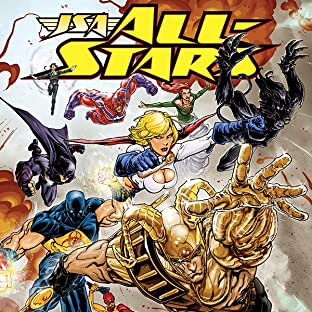 JSA All-Stars: Constellations
