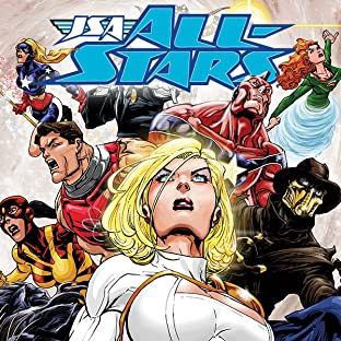 JSA All-Stars: Glory Days