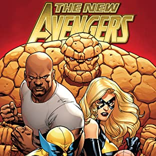 New Avengers by Brian Michael Bendis Vol. 1