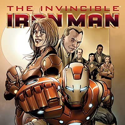 Invincible Iron Man Vol.8: Unfixable