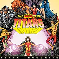 Teen Titans: Terra Incognito