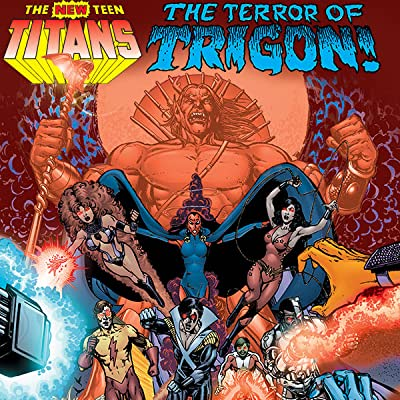 Teen Titans: Terror of Trigon