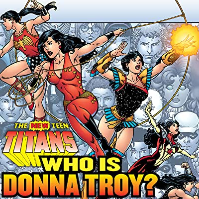 Teen Titans: Who Is Donna Troy