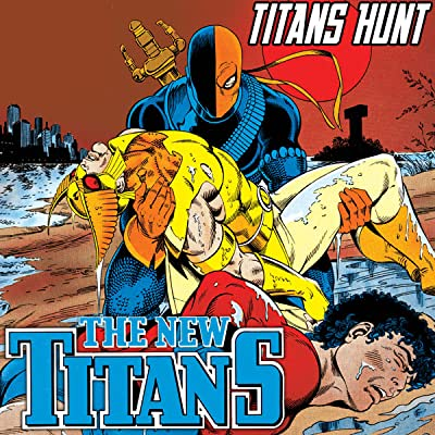The New Titans: Titans Hunt
