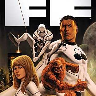 FF by Jonathan Hickman Vol. 1