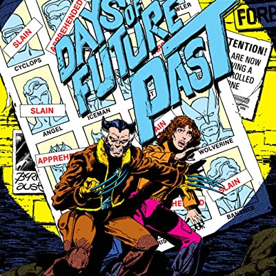 X-men Days Of Future Past Comic Pdf
