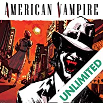 American Vampire: Devil in the Sand