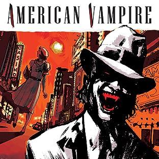 American Vampire: Devil in the Sand