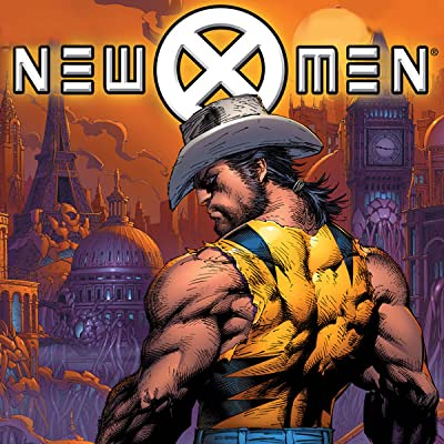 New X-Men Vol. 7 - Here Comes Tomorrow