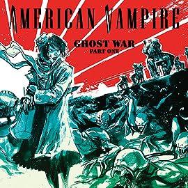 American Vampire: Ghost War