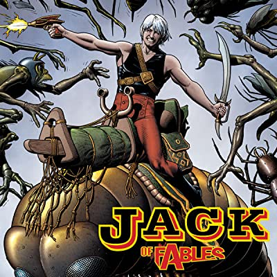 Jack of Fables: Kings of Earth & Sky