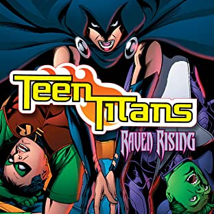 Teen Titans: Raven Rising