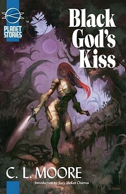 Black Gods Kiss Book Cover