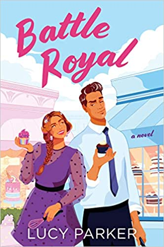 Battle Royal (Palace Insiders, #1) by Lucy Parker