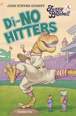 {Mini Swoon} Fuzzy Baseball Vol. 4: Di-no Hitters by John Steven Gurney