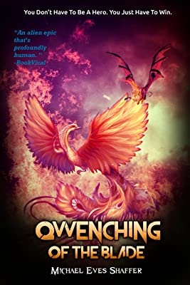 Qwenching of the Blade - Kindle Scout