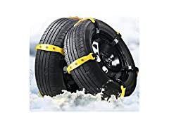 Zone Tech Car Snow Chains