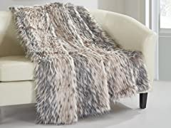 Chic Home Design Hadar Throw Blanket