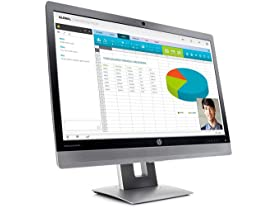 "HP 23.8"" EliteDisplay E240c Monitor"
