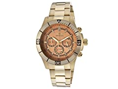 Invicta Specialty Chronograph, Gold