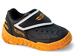 Black & Orange Fury (Sizes 6-1)
