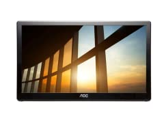 "AOC 15.6"" IPS Full HD USB 3.0 Monitor"