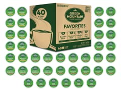 Green Mountain Variety Pack Favorites, 40 K-Cup Pods