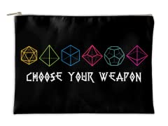 Choose Your Weapon Accessory Pouch