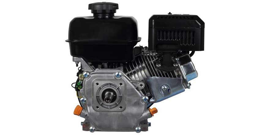 Horizontal Shaft 4 Stroke Gas Engine