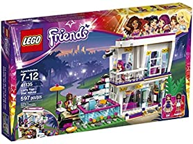 LEGO Friends Livis Pop Star House