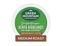 Green Mountain Coffee Kenyan K-Cup, 96ct