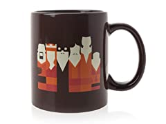 Inconceivably Minimal Ceramic Mug