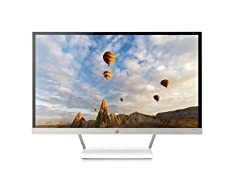 "HP 27XW 27"" LED Backlit Monitor"