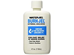 Water Jel Burn Jel, For Fast Relief of Minor Burns 4 fl oz