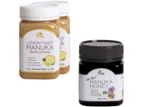 Manuka Honey, Your Choice