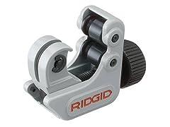RIDGID 40617 Model 101 Close Quarters Tubing Cutter, 1/4-inch to 1-1/8-inch Tube Cutter