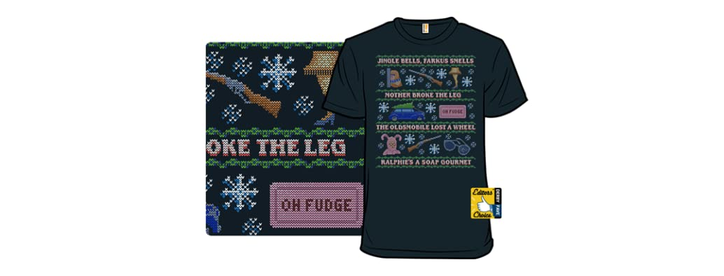 Ugly Holiday Sweater: 2019