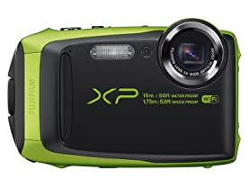 Fujifilm XP90 16.4MP Waterproof Digital Camera