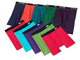 Fruit of the Loom 10-Pack Boxer Briefs