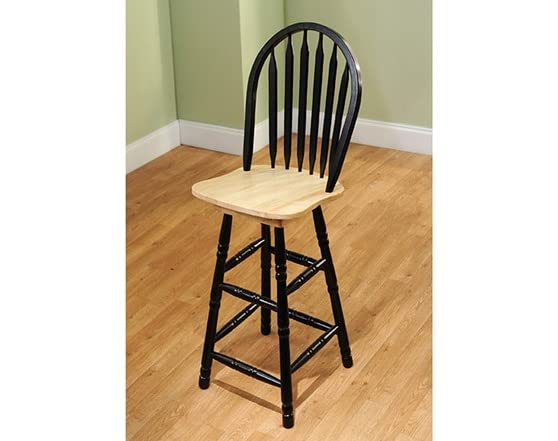 Arrowback Stool 2 Sizes 5 Colors Home Woot