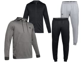 Under Armour Fleece Hoodies and Joggers