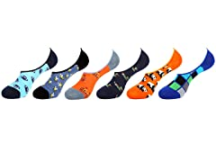 Unsimply Stitched No Show Socks 6-Pack