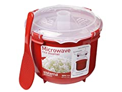 Rice Steamer - 10.9 Cups