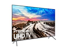 "Samsung MU800 55"" 4K 240 MR FW LED TV"