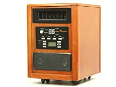 Music Heater with AM/FM Radio and High End Speak