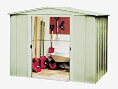 PG67 Spacemaker 6' x 7' Shed