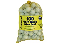 Maxfli Noodle Grade B Ball 100-pk w/ Bag